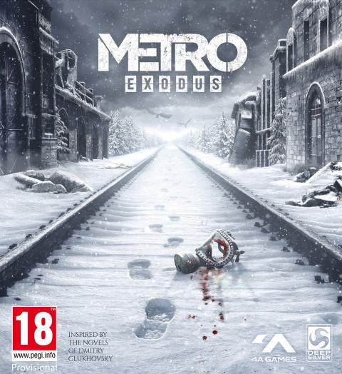 Metro Exodus sur Xbox Series