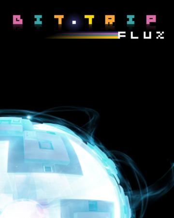 Bit.Trip Flux sur Wii