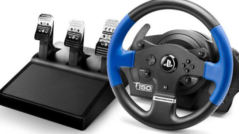 -28% pour le volant Thrustmaster Force Feedback T150 RS Pro PS4/PS3/PC sur Fnac.com avant le Black Friday