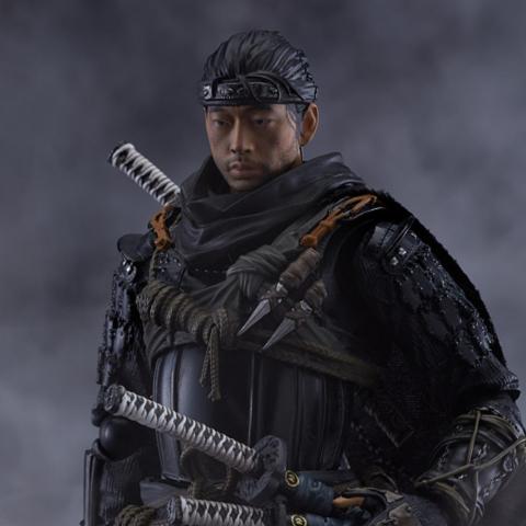 Ghost of Tsushima : Une figurine de Jin Sakai disponible en précommande