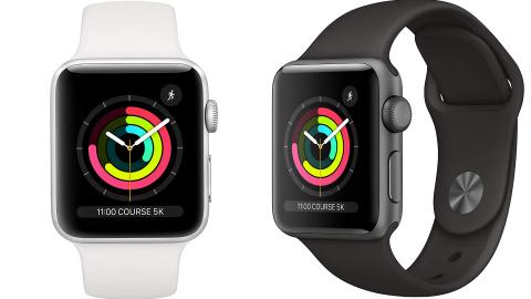 Les Apple Watch Series 3 GPS en promotion sur Amazon avant le Black Friday