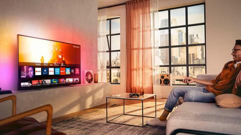 La TV 4K UHD Philips 58'' à 499 € au lieu de 749 € chez Son-video.com avant le Black Friday