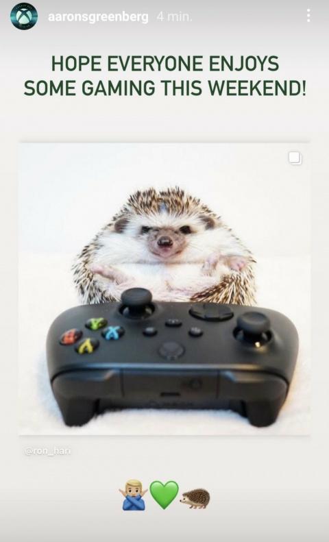 Xbox / Sega : Aaron Greenberg tease encore