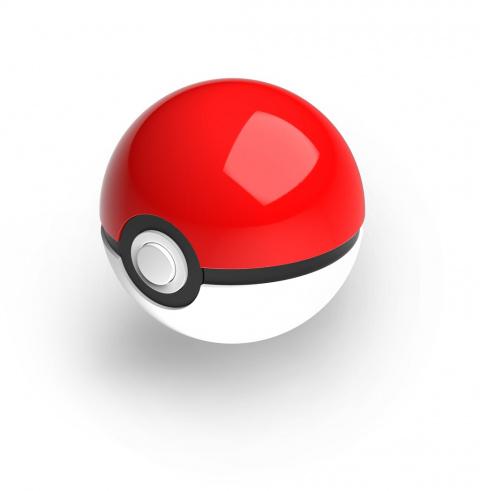 The Pokémon Company dévoile une réplique de Poké Ball haut de gamme