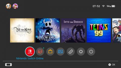 Nintendo Switch : la console accueille sa mise à jour 11.0.0