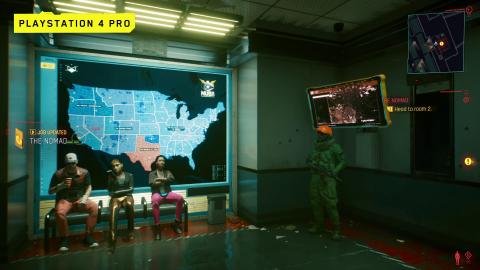 Cyberpunk 2077 : Les détails du trailer PS4 / PS5 que vous avez sûrement manqués