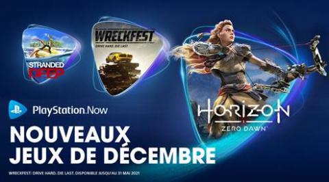 PlayStation Now : Horizon Zero Dawn et The Surge 2 parmi les jeux de décembre