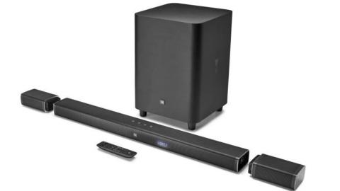 Black Friday : La barre de son JBL 5.1 Ultra HD 4K à 449,99€ seulement chez CDiscount