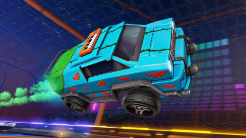 Rocket League : La Saison 2 approche à toute vitesse