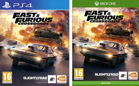 Black Friday : Fast & Furious : Crossroads à 20 € sur PS4 et Xbox One chez Amazon