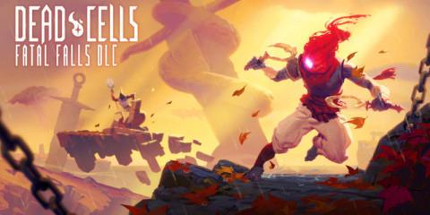 Dead Cells : Fatal Falls sur PS4