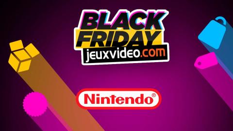 Black Friday : Quelles sont les meilleures offres Nintendo ?