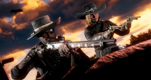 Red Dead Online : Quand nouvelle année rime avec nouveaux bonus