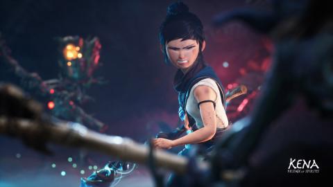 E3 2021 :  Du gameplay de Kena Bridge of Spirit dévoilé lors du Tribeca Games Spotlight