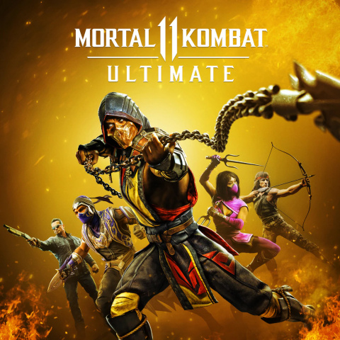 Black Friday : Mortal Kombat 11 Ultimate PS4/PS5 et Switch à 43 € chez Auchan