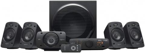 Logitech Z906 système de haut-parleurs en réduction de 50% chez Amazon