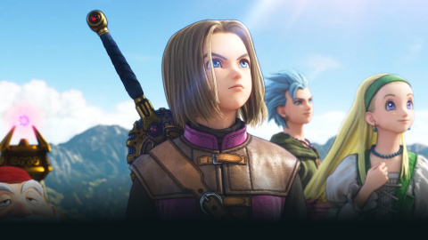 Dragon Quest XI S : Édition Ultime : Une version riche en contenus