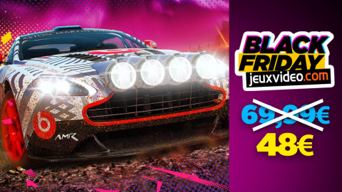 Black Friday : DiRT 5 Limited Edition sous la barre des 50 € sur Xbox One / Xbox Series chez Amazon