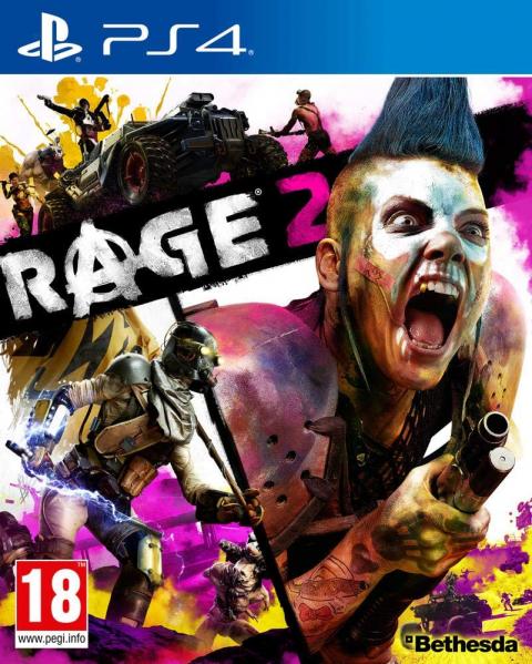 Bon Plan : Rage 2 à moins de 10€ sur Amazon