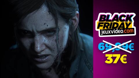 Black Friday : The Last of Us Part II à moins de 38 € sur Amazon