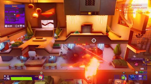 Worms Rumble : Un battle royale qui dépote mais au contenu un peu faible