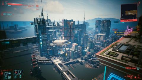 Cyberpunk 2077 : l'édition Collector PS4 compatible PS5à -32%