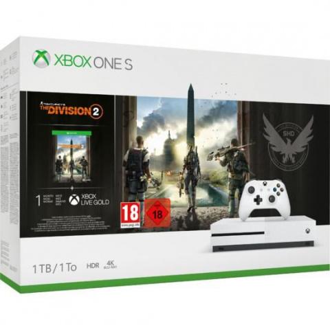 Bons Plans Noël : plusieurs packs Xbox One S 1 To en promo chez Micromania