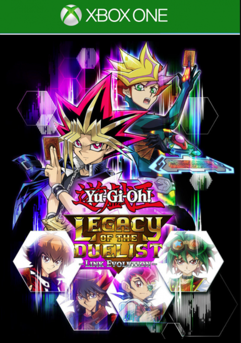 Yu-Gi-Oh! Legacy of the Duelist : Link Evolution sur ONE