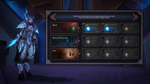World of Warcraft Shadowlands : le raid Château Nathria et la Saison 1 arrivent demain
