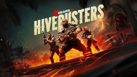 Gears 5 : Hivebusters sur Xbox Series