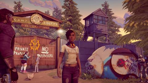 Quantic Dream va éditer le jeu d'action-aventure Dustborn