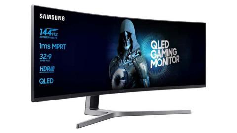 L'écran PC Gamer Samsung C49H 144Hz en baisse de prix sur Boulanger