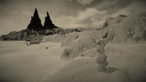Mundaun : Le jeu d'horreur et d'aventure date sa sortie sur consoles et PC