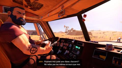 Game Awards 2020 : Road 96, un road trip procédural signé DigixArt (11-11 Memories Retold)