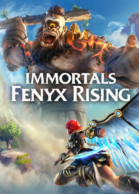 Immortals Fenyx Rising sur PS5