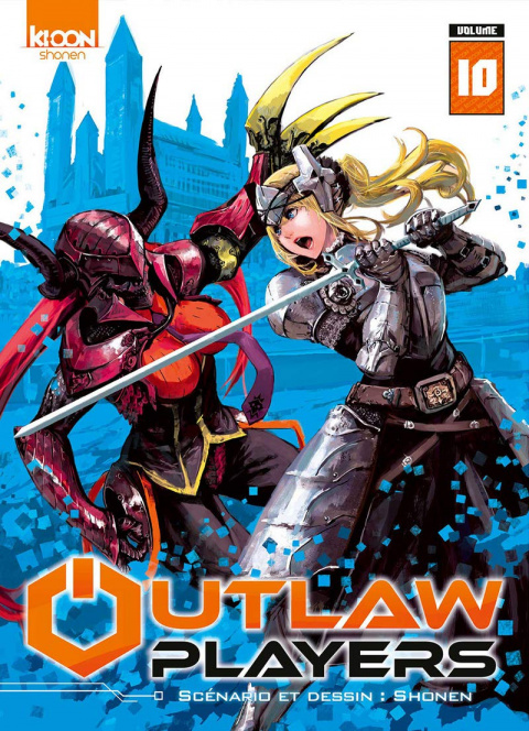 Critique Outlaw Players : Tome 10 – Action !