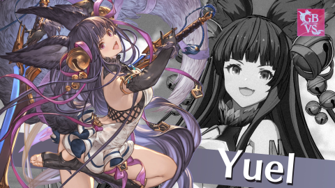 Granblue Fantasy Versus : Yuel est disponible, Anre débarque fin janvier