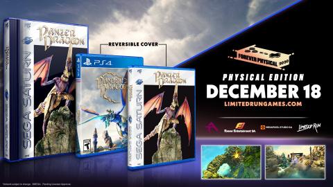 Panzer Dragoon : Remake s'offre une édition physique sur PS4 grâce à Limited Run Games