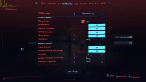 Cyberpunk 2077 sur PC : 18 cartes graphiques testées