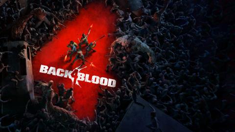 Back 4 Blood sur PS5