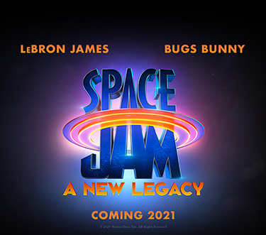 Space Jam : A New Legacy sur ONE