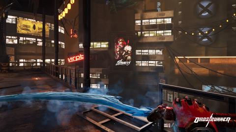 Ghostrunner dévoile un DLC hivernal