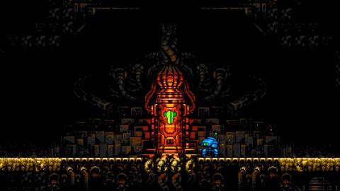 Cyber Shadow date son arrivée sur Nintendo Switch, PC, PS4 et Xbox One