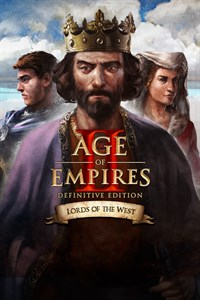 Age of Empires II : Definitive Edition - Lords of the West sur PC