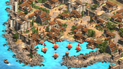 Age of Empires 2 Definitive Edition : l'extension Lords of the West annoncée