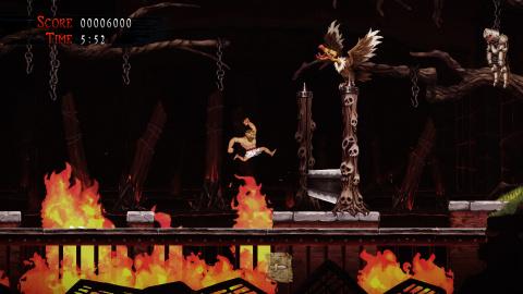 Ghosts 'n Goblins Resurrection : Le producteur revient sur la difficulté du titre