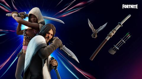 Fortnite : Les personnages de The Walking Dead débarquent - Game Awards 2020