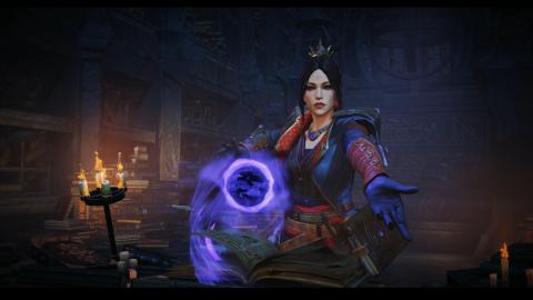 """Diablo Immortal : Blizzard prévoit un lancement """"plus tard dans l'année"""""""