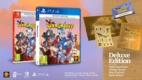 Wargroove Deluxe Edition à 15,69€ sur Switch et 10,73€ sur PS4 chez Amazon