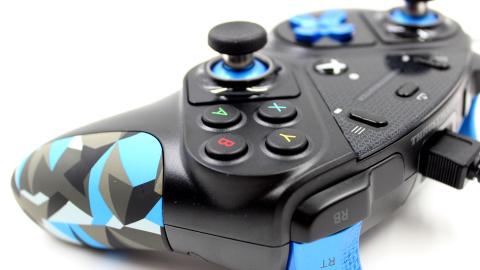 Test de la Manette eSwap X Pro Controller : Taillée pour la gagne